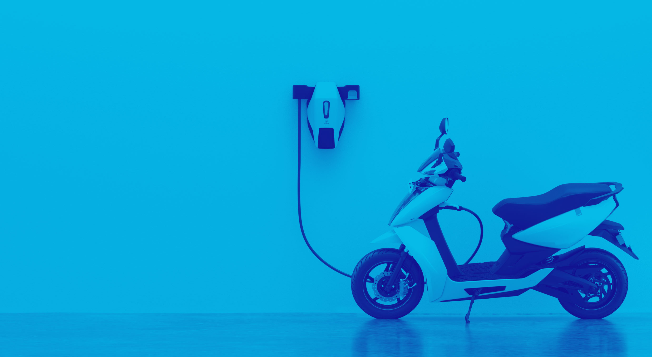 Why two wheels are better than four in India's electric