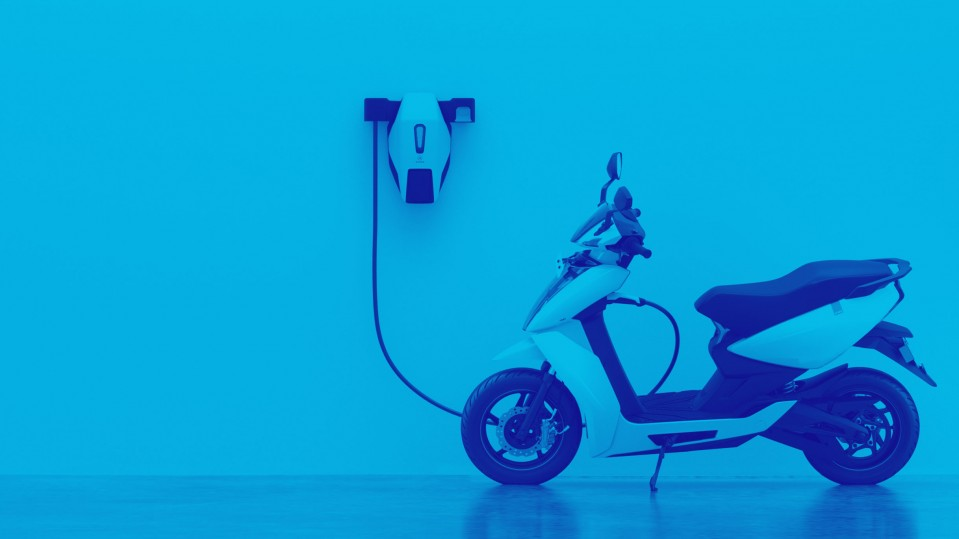 Why two wheels are better than four in India's electric vehicle push