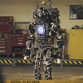 Meet Atlas, the Robot Designed to Save the Day