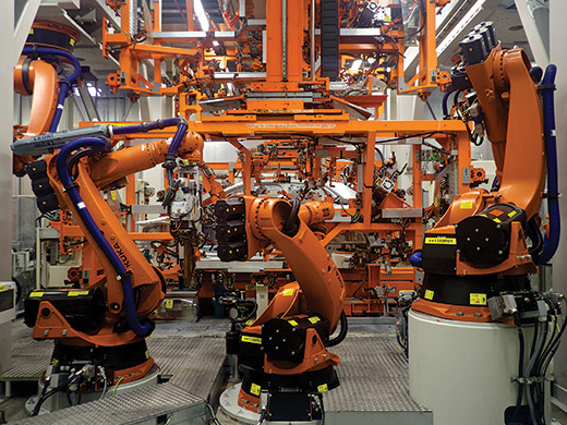Audi Drives Innovation on the Shop Floor - MIT Technology Review