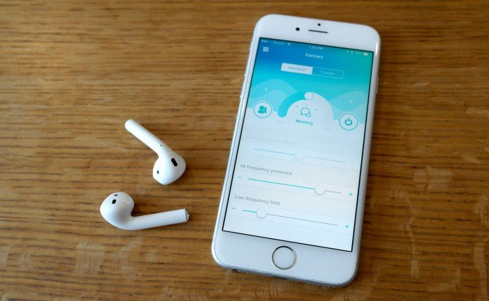 How Your Apple Wireless Earbuds Could Double As Hearing Aids Mit Technology Review