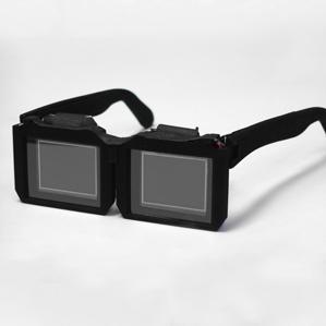 La version 2 de lunettes de prototypes