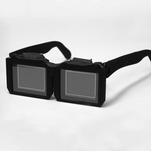 Version 2 of prototype glasses
