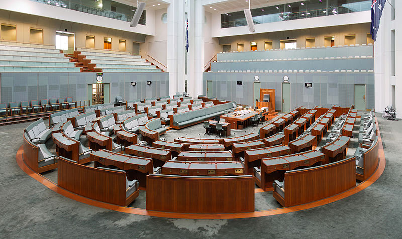 Australia's House of Representatives