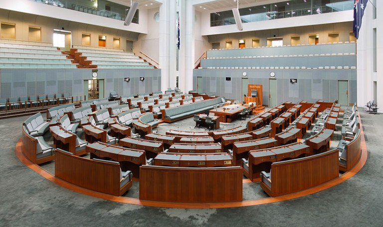 Australia's House of Representatives