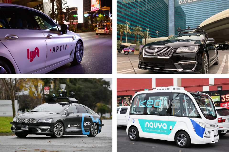 And the award for most nauseating self-driving car goes to