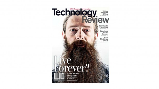 Technology Review 2001 issue