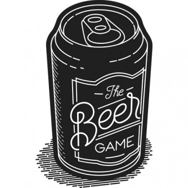 illustration of beer can