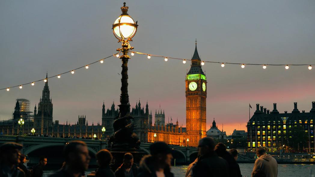Britain U.K. Big Ben