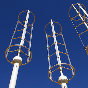 Will Vertical Turbines Make More of the Wind? - MIT