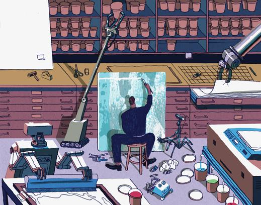 Ingeniería - Magazine cover