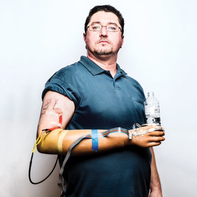 An Artificial Hand with Real Feeling | MIT Technology Review