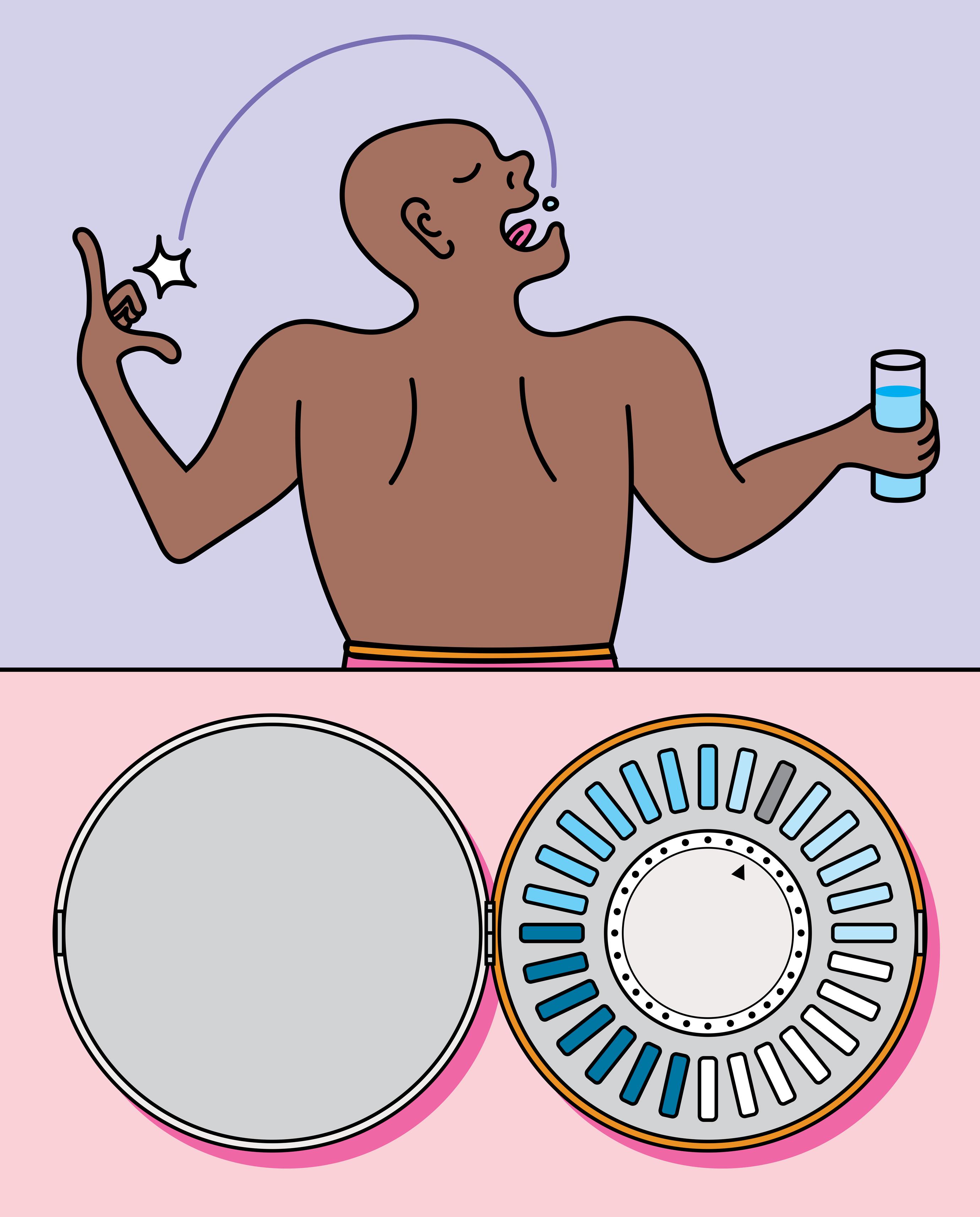Men Birth Control