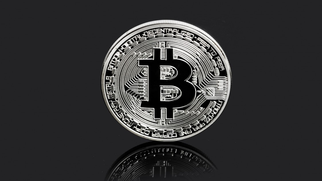 A physical version of a bitcoin