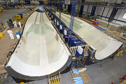 Monster Wind Turbine Blades Could Help Offshore Wind