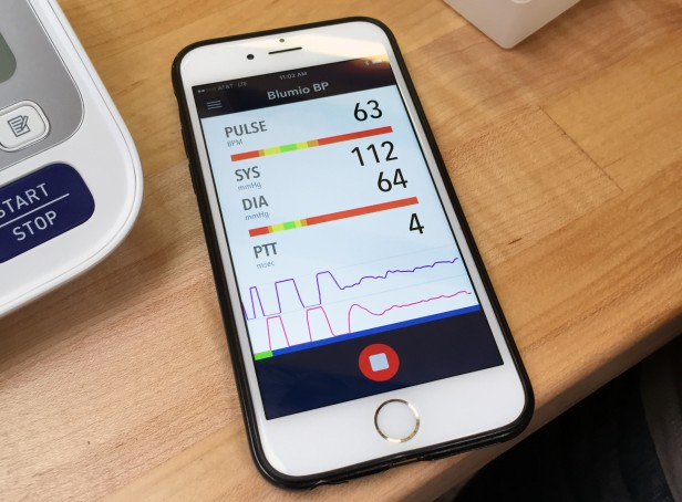 An Easier Way to Track Your Blood Pressure - MIT Technology Review