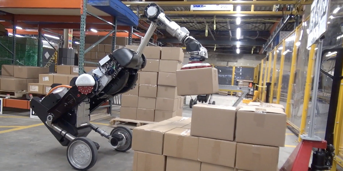 Boston Dynamics buys a better brain for its robots