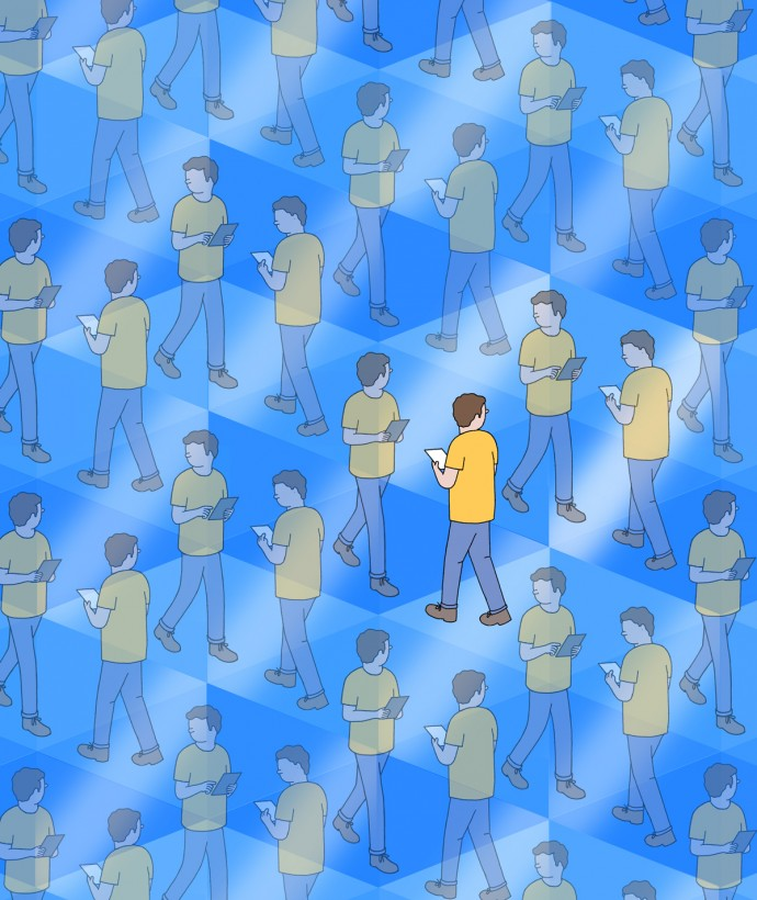 Big Data Gets Personal - MIT Technology Review