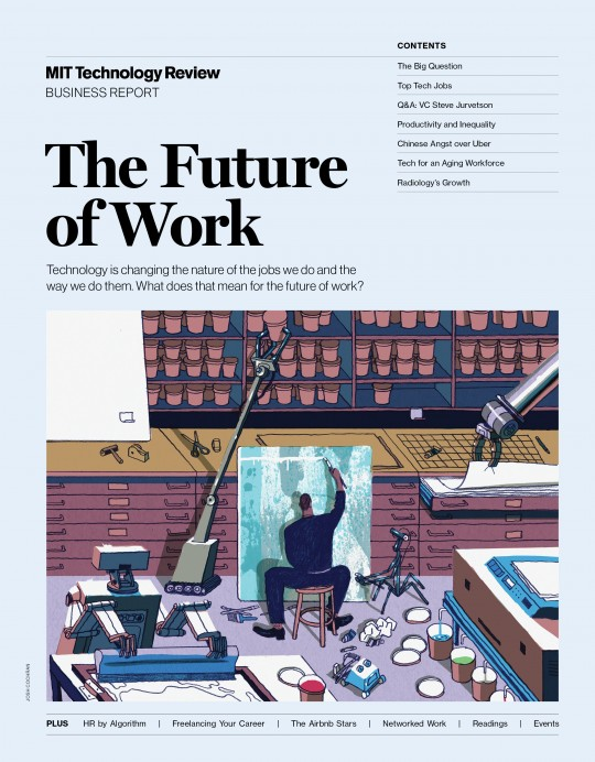 the future of work 2015 mit technology review