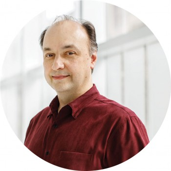 MIT.nano director and engineering professor Vladimir Bulovic.