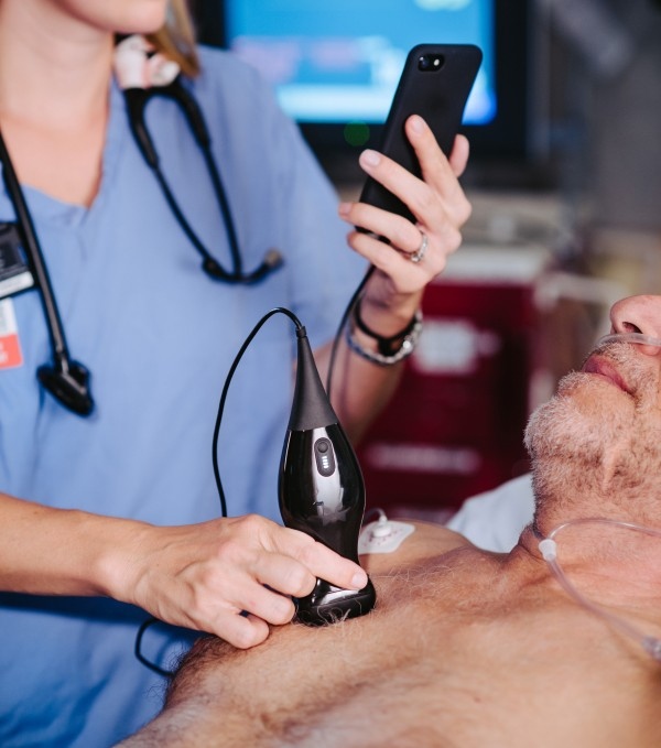 This Doctor Diagnosed His Own Cancer with an iPhone Ultrasound