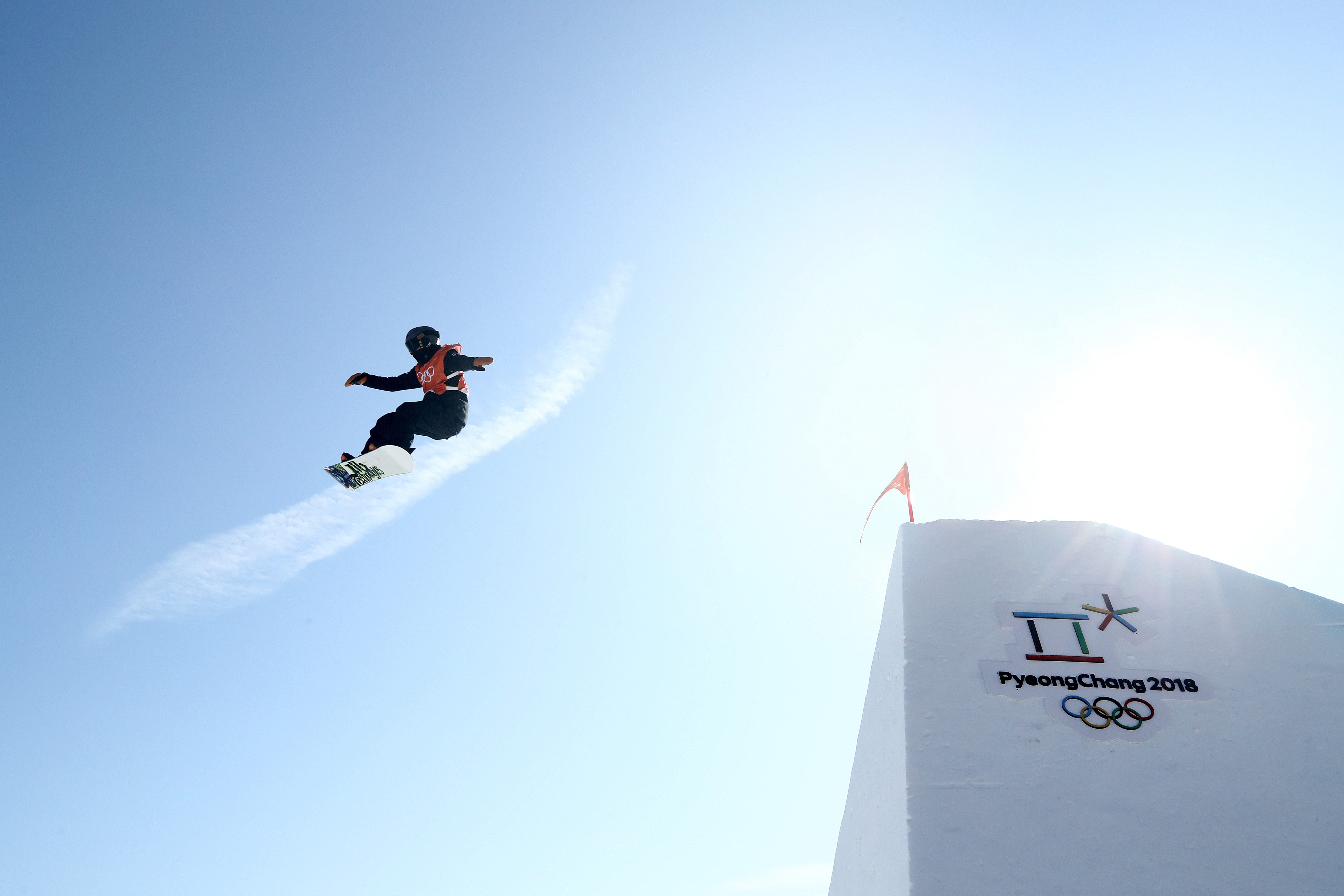 Snowboarding At The 2020 Olympic Winter Games.I Thought Vr Would Make Watching Olympic Snowboarding