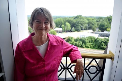 Photo of Cathy Buckley '71, SM '73