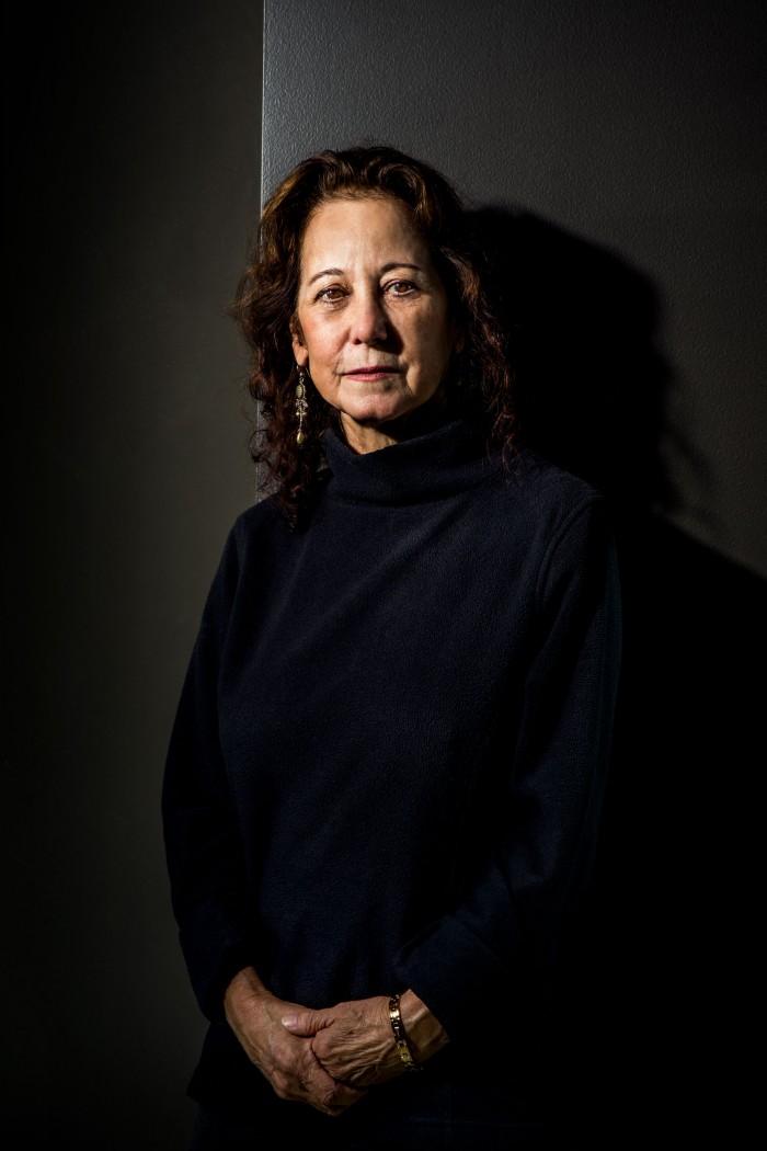 Portrait of Judith Campisi