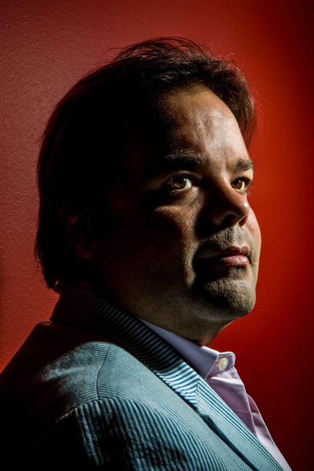 Photo of Carlos D. Bustamante