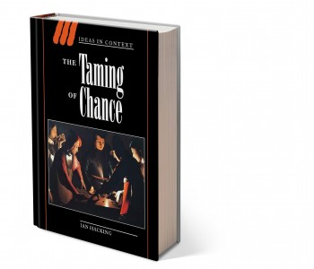 """The Taming of Chance"" book"