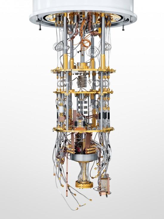 Quantum chandelier