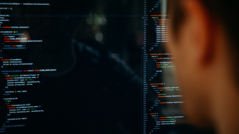 Coding, alone