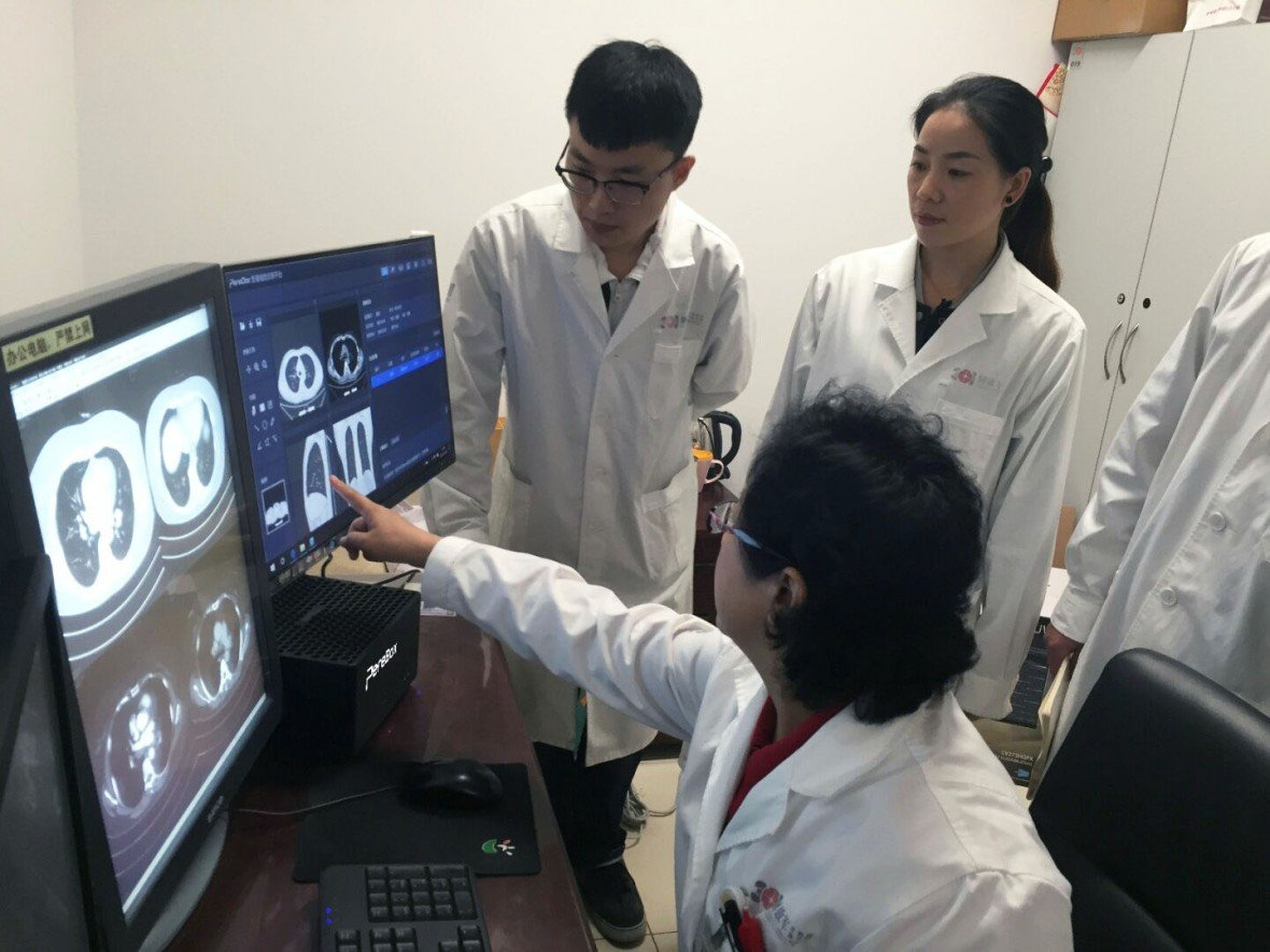 AI could alleviate China's doctor shortage