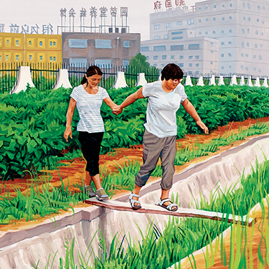 China's GMO Stockpile