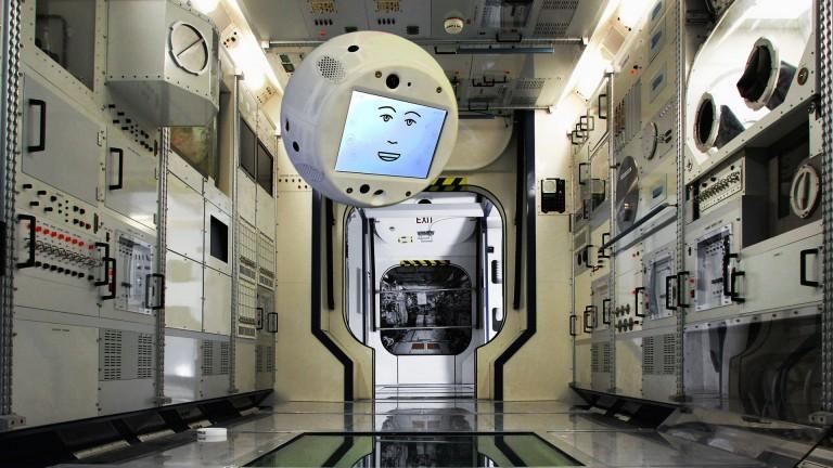 CIMON the space robot