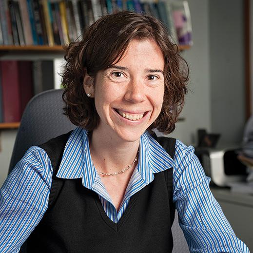 Erica Fuchs '99, SM '03, PhD '06