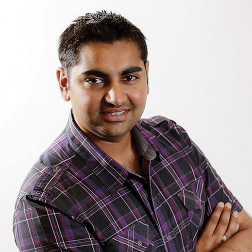 Prahar Shah, MBA '12