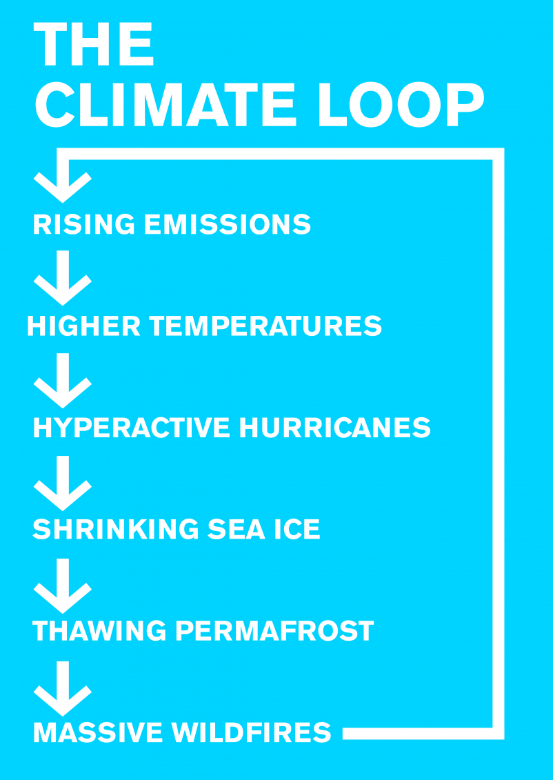 The Climate Loop