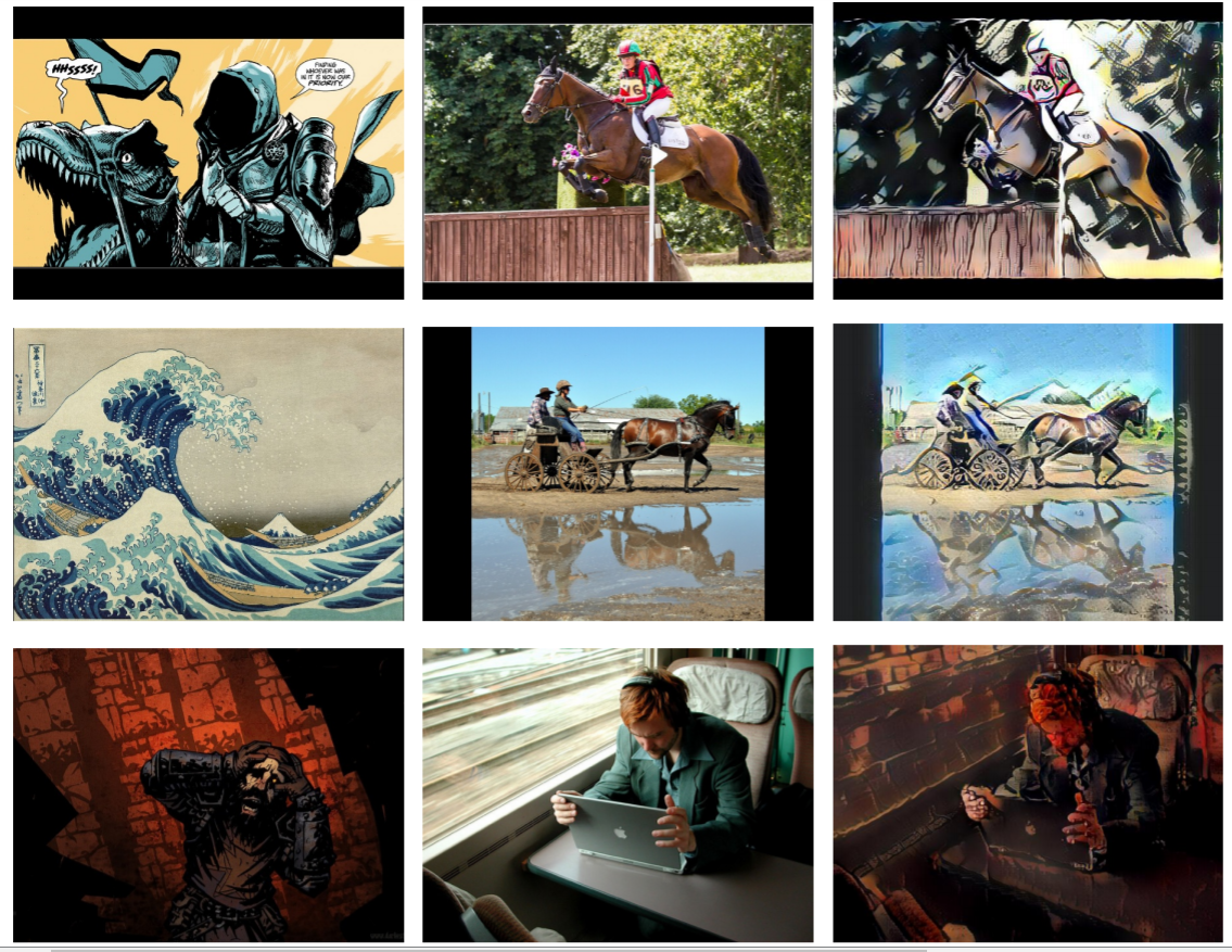 Algorithms can turn any scene into a comic , MIT Technology