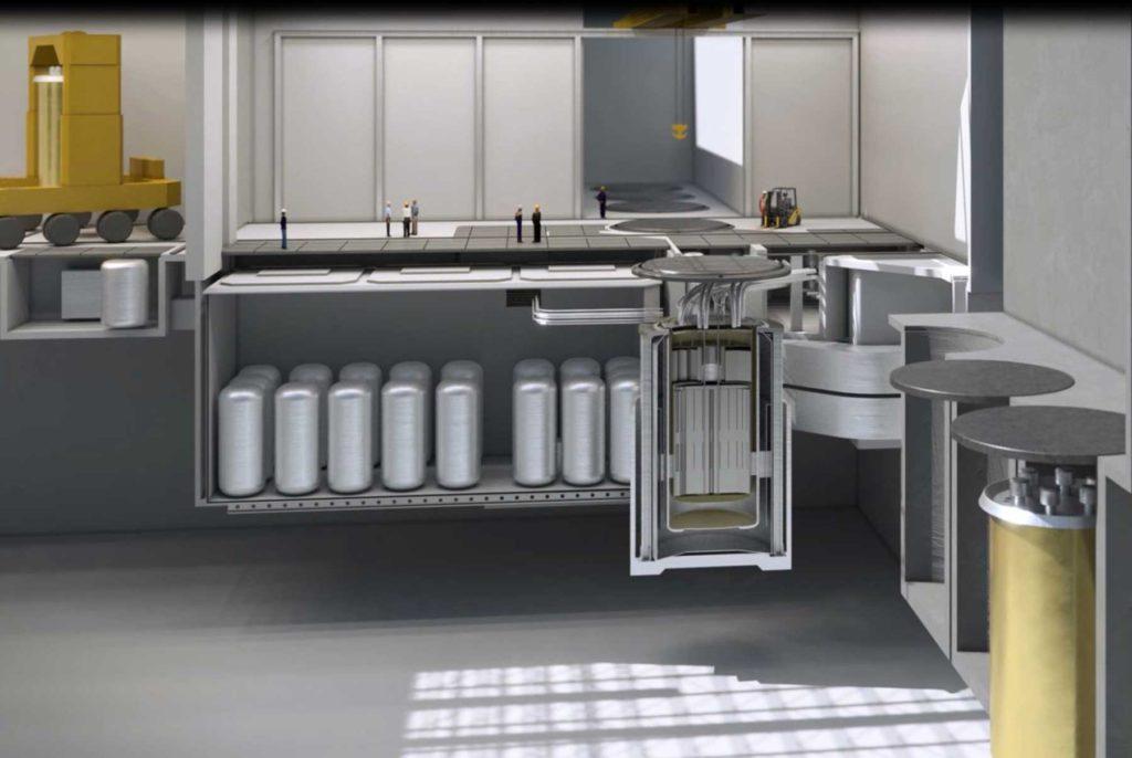 Advanced nuclear technology just got a big green light from Congress