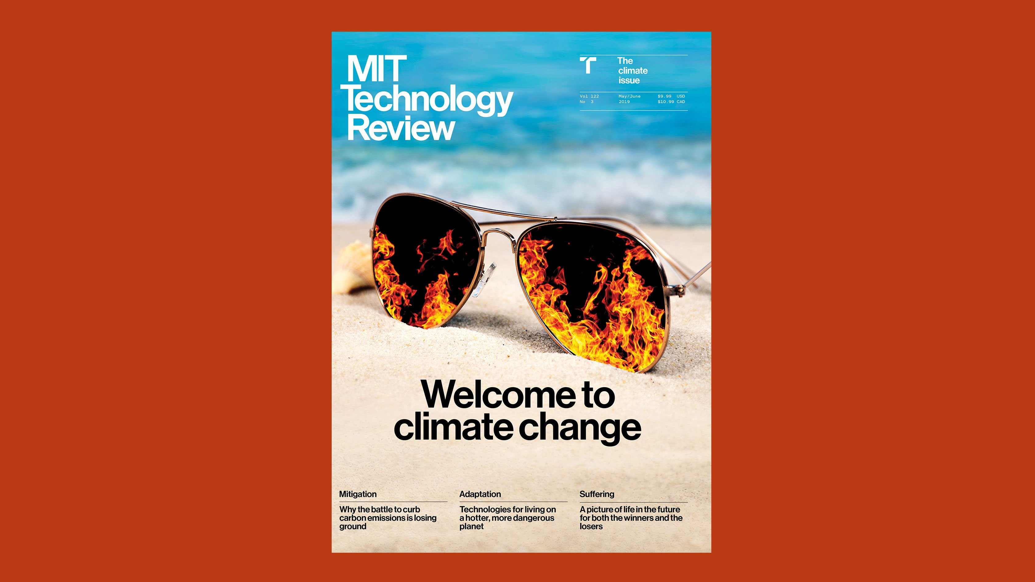 Welcome to climate change - cover