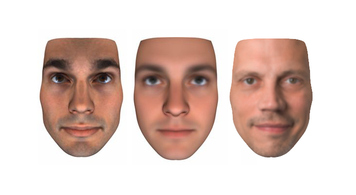 differences social acceptance and Facial