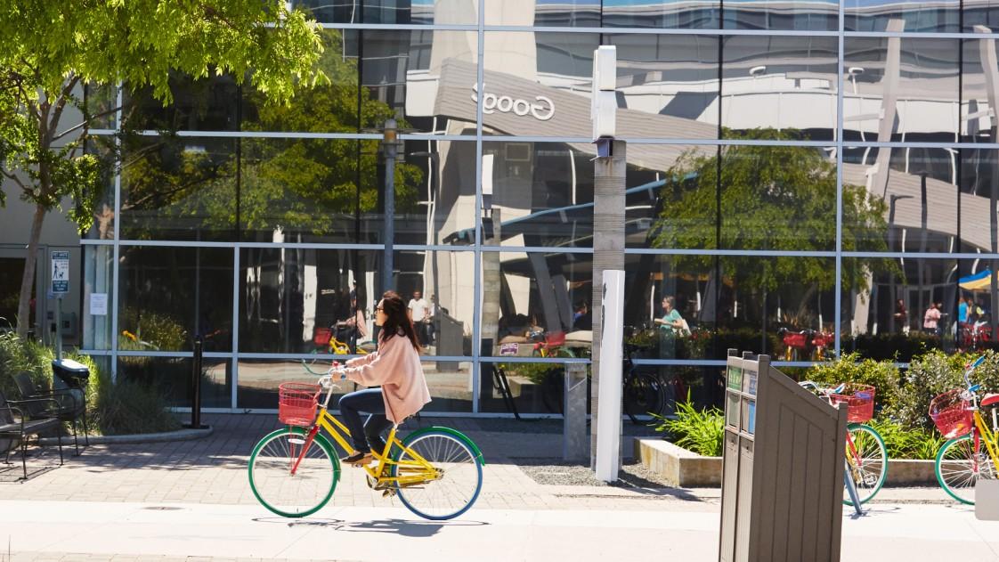 Google's campus