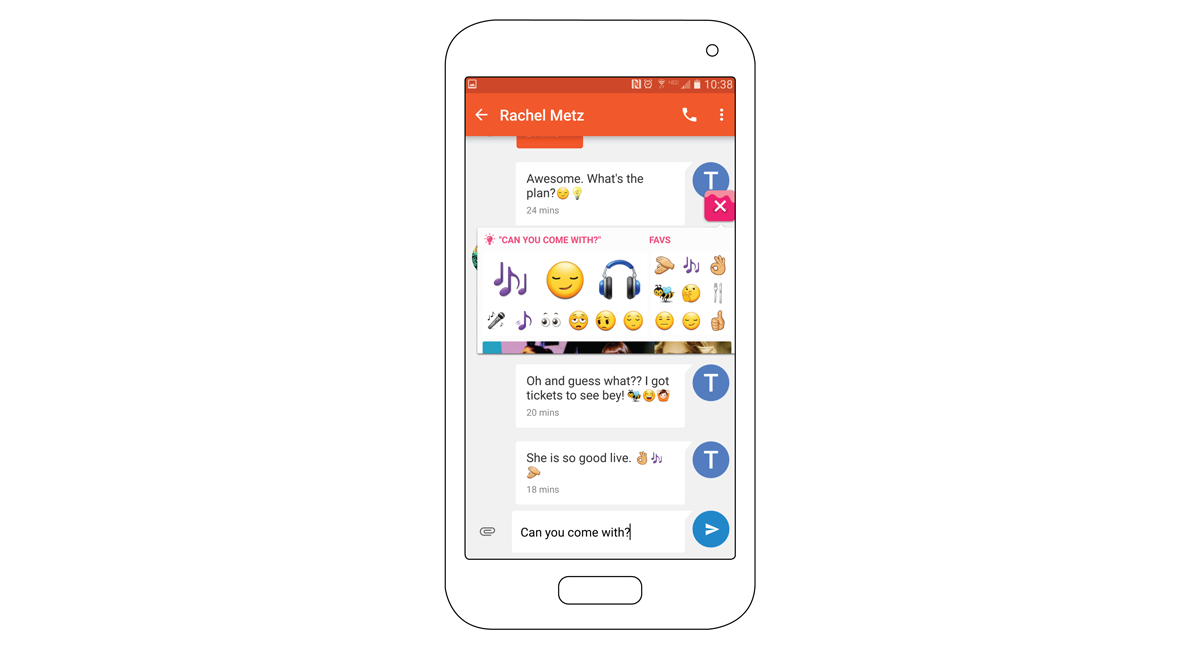 This App Knows Just the Right Emoji for Any Occasion