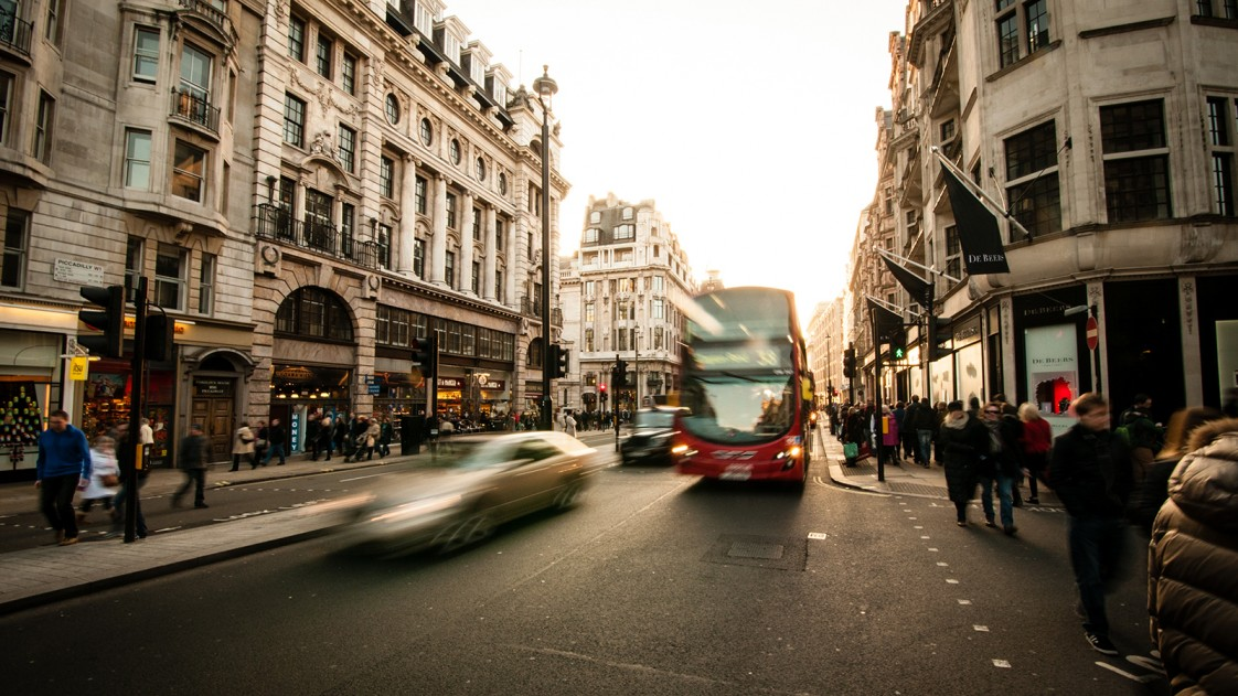 Uber will help clean up London's road.