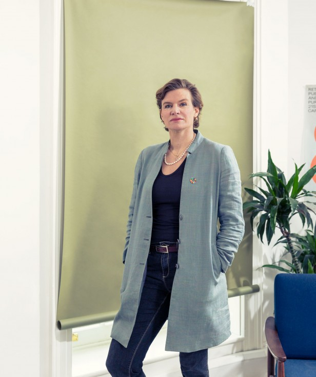Photo of Mariana Mazzucato