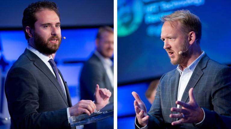 Photo of Ryan Abbott and Ryan Avent