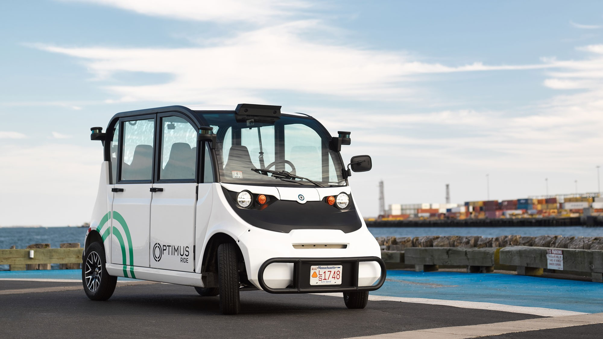 Won't you be my neighborhood autonomous vehicle?