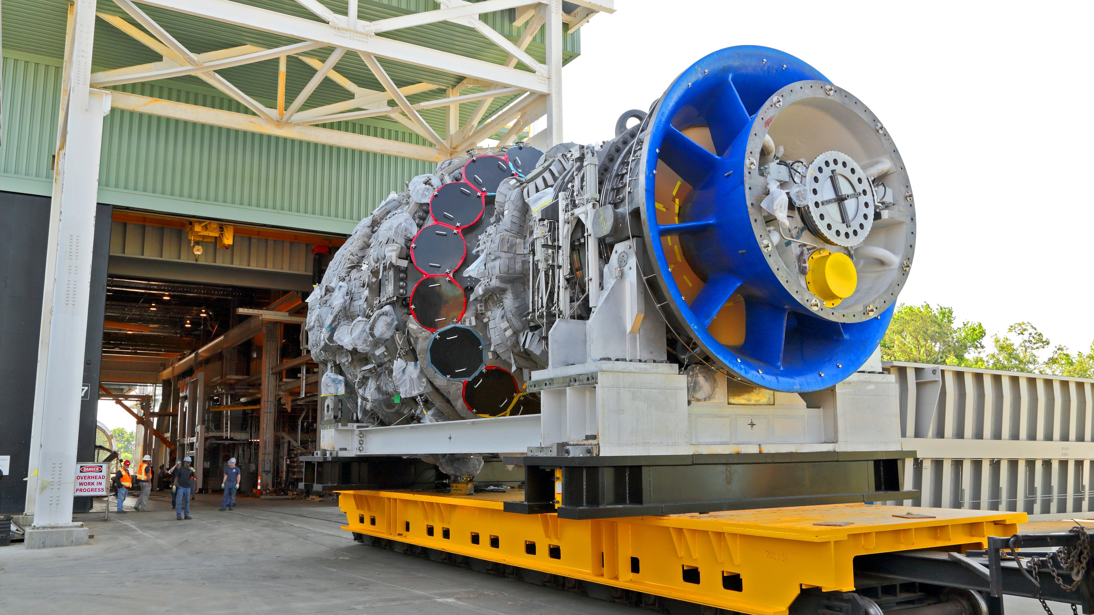 General Electric Sets a Record for Gas Turbine Efficiency Giving