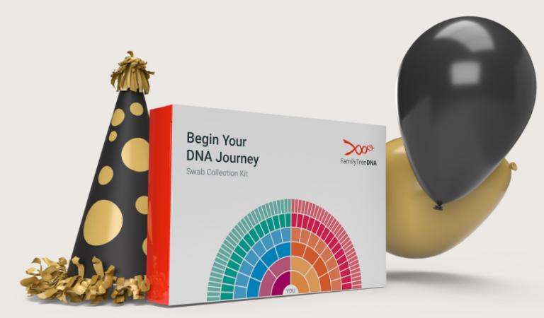 a DNA test